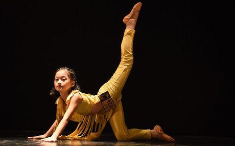 Ngo ngang voi co be hoc ballet tu luc 3 tuoi - Anh 10