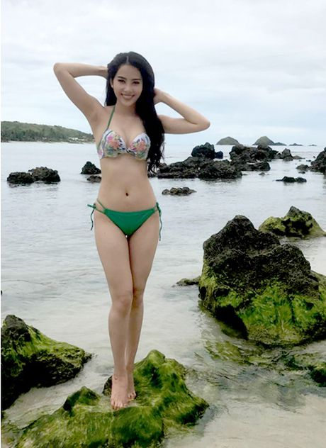 Miss Earth: Nam Em bikini goi cam tren bao Philippines - Anh 2