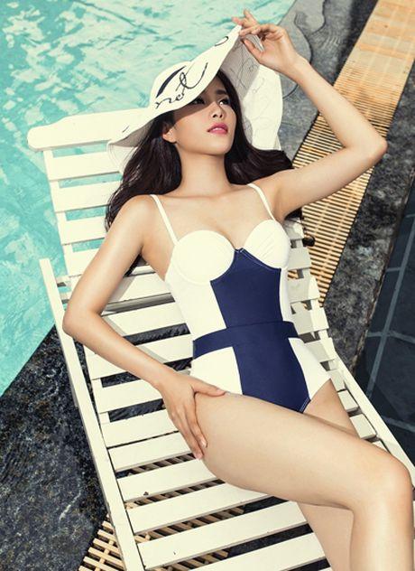 Miss Earth: Nam Em bikini goi cam tren bao Philippines - Anh 5