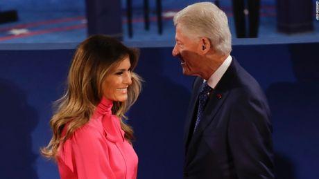 Toan canh cuoc tranh luan kich tinh giua Donald Trump - Hillary Clinton - Anh 10