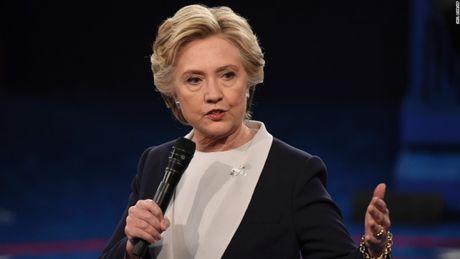 Toan canh cuoc tranh luan kich tinh giua Donald Trump - Hillary Clinton - Anh 7