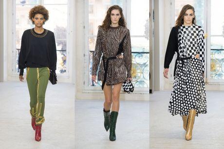 Louis Vuitton ton vinh nguoi phu nu Paris - Anh 5