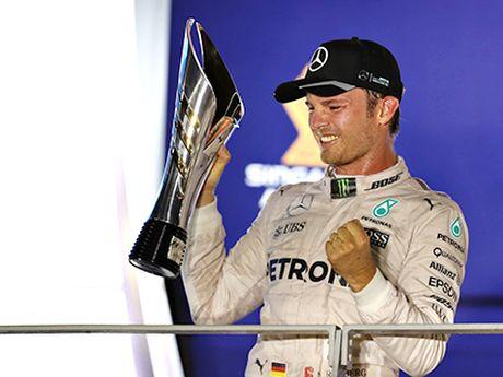 F1 chang 17 - GP Nhat Ban: Mercedes da vo dich, con Nico Rosberg? - Anh 1