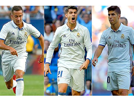 Real Madrid trong cho gi o Morata, Vazquez va Asensio? - Anh 1