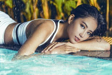 Bo anh bikini goi cam cua Nam Em tai cuoc thi Hoa hau Trai dat 2016 - Anh 10