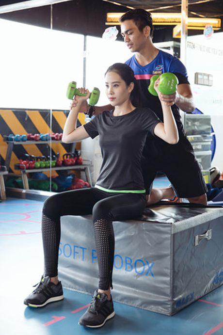 Bo anh bikini goi cam cua Nam Em tai cuoc thi Hoa hau Trai dat 2016 - Anh 14