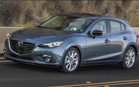 Mazda trieu hoi xe do ro ri nhien lieu va nguy co chay no - Anh 1
