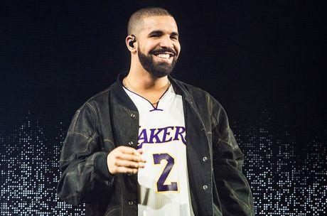 Rapper Drake 'xo do' ky luc cua ong hoang Michael Jackson - Anh 1