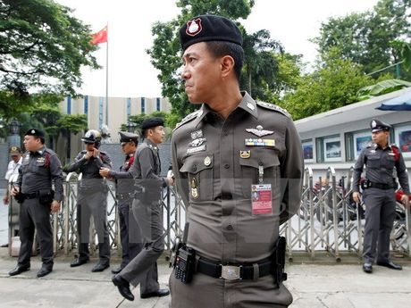 Thai Lan kham xet 9 dia diem tinh nghi tai thu do Bangkok - Anh 1