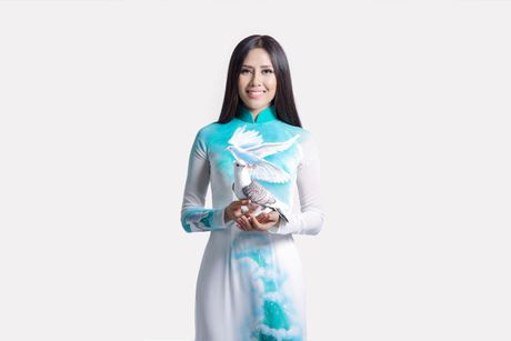 Nguyen Thi Loan gay an tuong o cuoc thi Miss Grand International 2016 - Anh 1