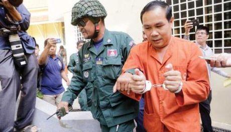 Tuyen an Nghi sy xuyen tac ban do bien gioi Viet-Campuchia - Anh 1
