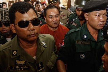 Tuyen an Nghi sy xuyen tac ban do bien gioi Viet-Campuchia - Anh 2