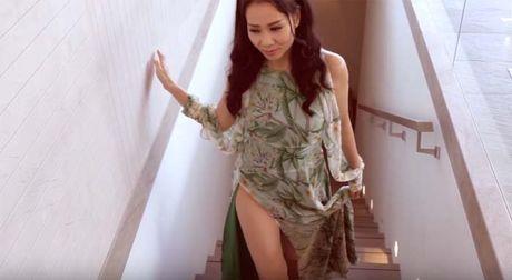 Thu Minh ra MV nhu phim kinh di van tranh thu lo 'vong 3' - Anh 5