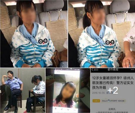 Be gai Viet 12 tuoi mang thai bi ban lam vo gia 100 trieu dong - Anh 1