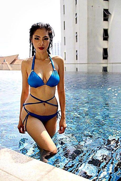 Ngam than hinh 'bong mat' 6 doi thu cua Nguyen Thi Loan - Anh 7