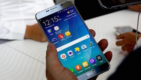 Samsung VN thu hoi Galaxy Note7: Hoan tien 100%, khong doi qua - Anh 1