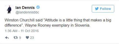 Bi tram o Tam su, Rooney van duoc CDV ca ngoi - Anh 2
