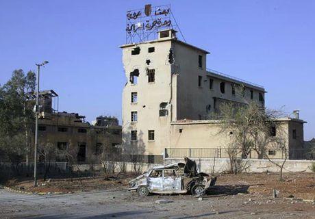 Quan doi Syria giai phong mot so vung o bac Aleppo - Anh 1