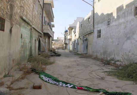 Quan doi Syria giai phong mot so vung o bac Aleppo - Anh 3