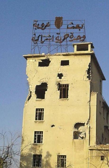 Quan doi Syria giai phong mot so vung o bac Aleppo - Anh 7