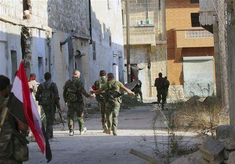 Quan doi Syria giai phong mot so vung o bac Aleppo - Anh 8