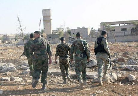 Quan doi Syria giai phong mot so vung o bac Aleppo - Anh 9