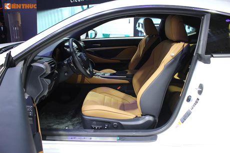 Lexus Viet Nam 'show hang' RC200t chinh hang gia gan 3 ty - Anh 11