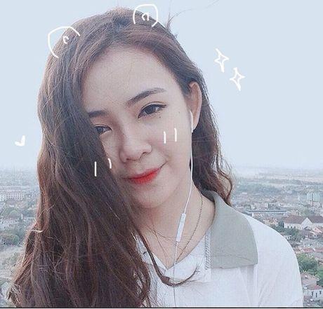 Ngan ngo ngam nu sinh Nghe An 'xinh nhat Vinh Bac bo' - Anh 6