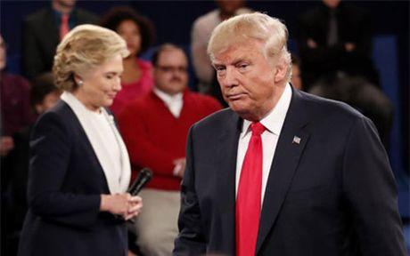 Trump, Clinton va cuoc tranh luan 'xau xi' lan 2 - Anh 2