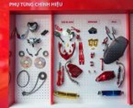 Honda WINNER 150 duoc mang vao duong dua, cung kha an tuong - Anh 12