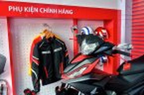 Honda WINNER 150 duoc mang vao duong dua, cung kha an tuong - Anh 29