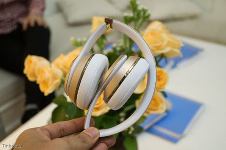 Tren tay Beats Solo3 Wireless: dep, chip Apple W1, pin cho 40 tieng nghe nhac - Anh 11