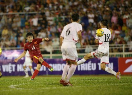 Xuan Truong co kha nang khong duoc tham du AFF Cup 2016 - Anh 1