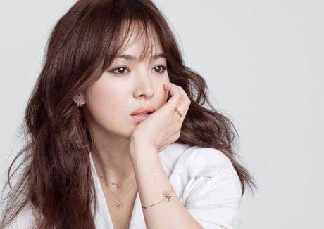Tung tin Song Hye Kyo lam gai bao, bi phat 3 trieu Won - Anh 1