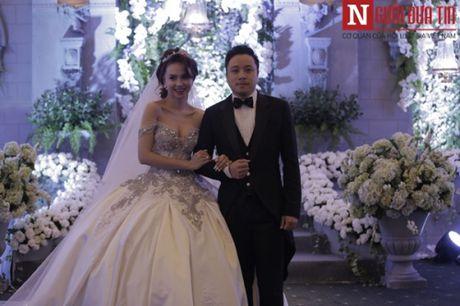 Victor Vu va Dinh Ngoc Diep to chuc dam cuoi sang trong o My - Anh 1