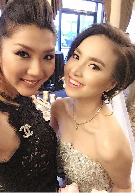 Victor Vu va Dinh Ngoc Diep to chuc dam cuoi sang trong o My - Anh 7