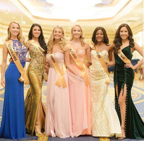 Bi dau mat, Nguyen Thi Loan van toa sang tai Miss Grand International - Anh 2