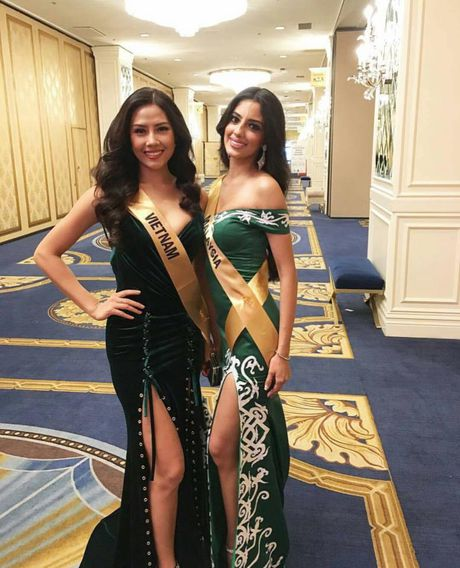 Bi dau mat, Nguyen Thi Loan van toa sang tai Miss Grand International - Anh 4