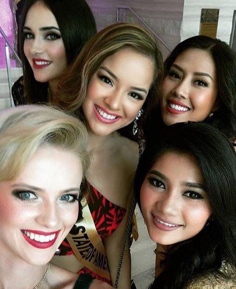 Bi dau mat, Nguyen Thi Loan van toa sang tai Miss Grand International - Anh 5
