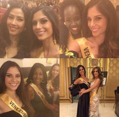 Bi dau mat, Nguyen Thi Loan van toa sang tai Miss Grand International - Anh 6