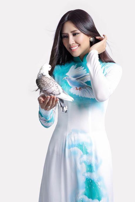 Nguyen Thi Loan mang uoc vong hoa binh den Miss Grand International 2016 - Anh 1