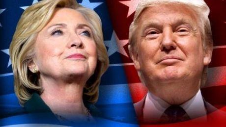 Cac bao My danh gia Trump - Clinton sau cuoc so gang hang nang lan thu 2 - Anh 1
