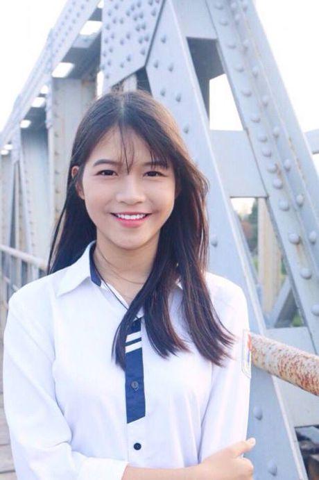 Ve dep cua nu sinh THPT Huynh Thuc Khang trong cuoc thi Miss VOS 2016 - Anh 14