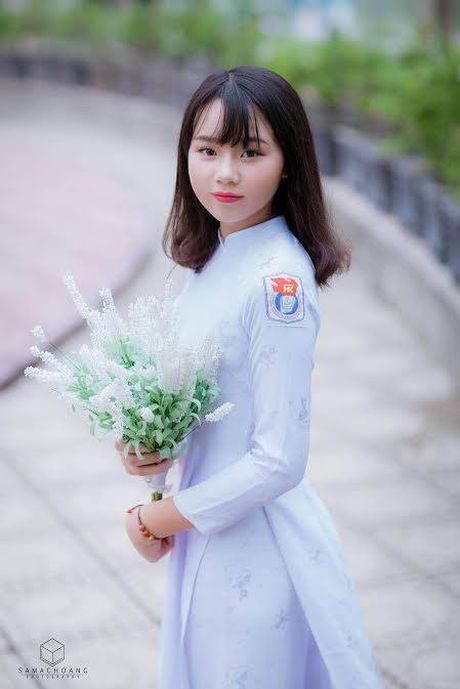 Ve dep cua nu sinh THPT Huynh Thuc Khang trong cuoc thi Miss VOS 2016 - Anh 21