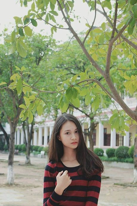 Ve dep cua nu sinh THPT Huynh Thuc Khang trong cuoc thi Miss VOS 2016 - Anh 27
