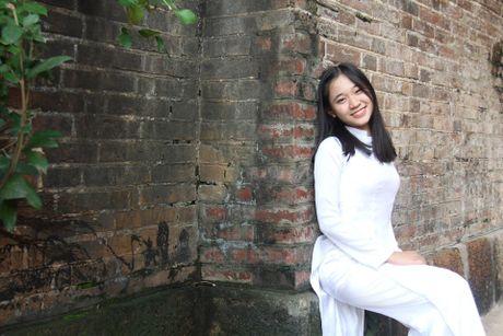 Ve dep cua nu sinh THPT Huynh Thuc Khang trong cuoc thi Miss VOS 2016 - Anh 33