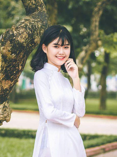 Ve dep cua nu sinh THPT Huynh Thuc Khang trong cuoc thi Miss VOS 2016 - Anh 34
