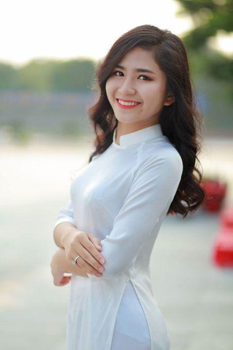 Ve dep cua nu sinh THPT Huynh Thuc Khang trong cuoc thi Miss VOS 2016 - Anh 37