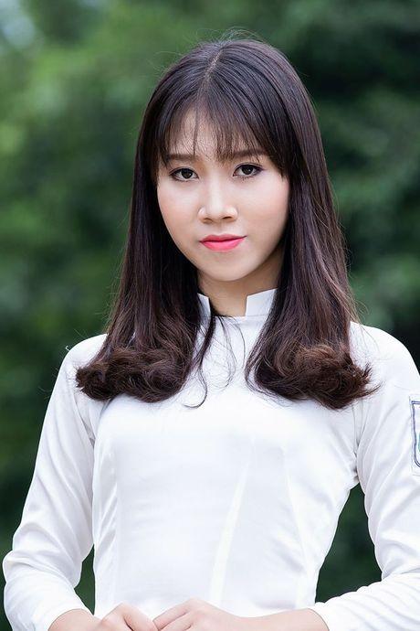 Ve dep cua nu sinh THPT Huynh Thuc Khang trong cuoc thi Miss VOS 2016 - Anh 40