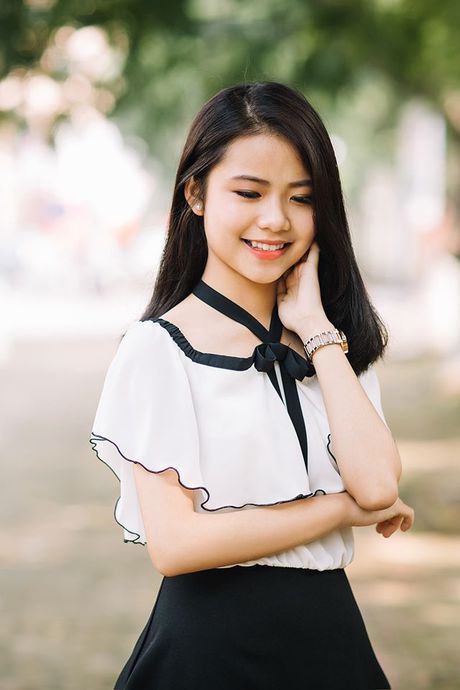 Ve dep cua nu sinh THPT Huynh Thuc Khang trong cuoc thi Miss VOS 2016 - Anh 41